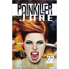Painkiller Jane 22 Bridges (TP)
