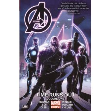 Avengers Time Runs Out Vol 01 (TP)