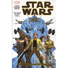 Star Wars Vol 01 Skywalker Strikes (TP)