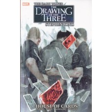 Stephen King: Dark Tower Drawing Of The Three - House Of Cards (TP)