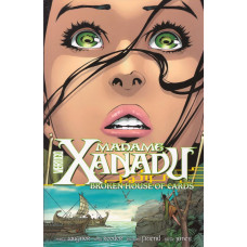 Madame Xanadu Vol 03 Broken House Of Cards (TP)