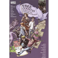 Free Country; A Tale Of The Children's Crusade (HC)
