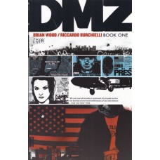 DMZ Book One (#1-12)