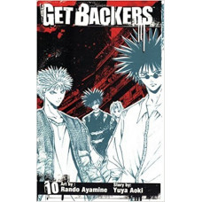 GetBackers Vol 10 (TP)