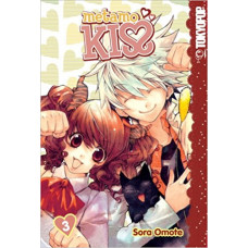 Metamo Kiss Vol 03 (TP)