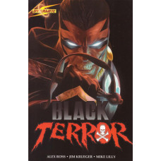 Black Terror Vol 01 Project Superpowers (TP)