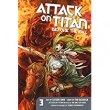 Attack On Titan Before The Fall Vol 03 (TP)