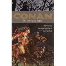 Conan Vol 16 Song of Bêlit (TP)