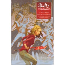 B.T.V.S (Buffy The Vampire Slayer) Season 10 Vol 04 Old Demons (TP)