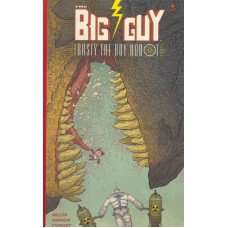 Big Guy And Rusty The Boy Robot (HC)
