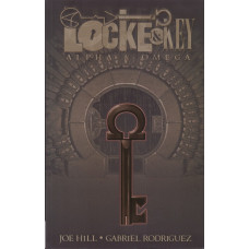 Locke & Key Vol 06 Alpha & Omega (TP)