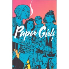 Paper Girls Vol 01 (TP)