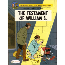 Adventures Of Blake & Mortimer Vol 24 The Testament Of William S. (TP)
