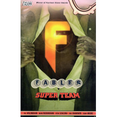 Fables Vol 16 Supet Team (TP)