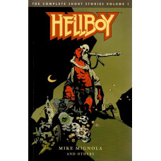 Hellboy The Complete Short Stories Vol 01 (TP)