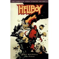 Hellboy The Complete Short Stories Vol 02 (TP)