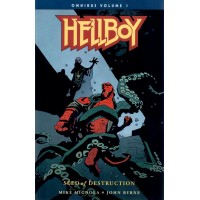 Hellboy Omnibus Vol 01 Seed Of Destruction (TP)
