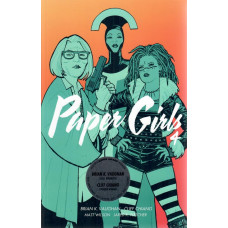 Paper Girls Vol 04 (TP)