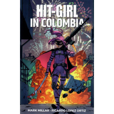 Hit-Girl Vol 01 In Colombia
