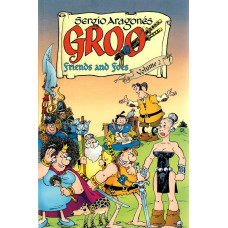 Groo Friends and Foes Vol 02 (TP)