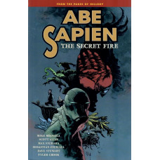 Abe Sapien Vol 07 The Secret Fire (TP)