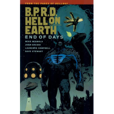 B.P.R.D. Hell On Earth Vol 13 End Of Days (TP)
