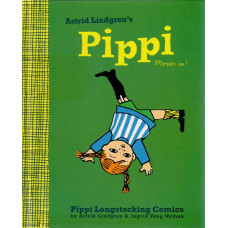 Pippi Longstocking - Pippi Moves In (HC)
