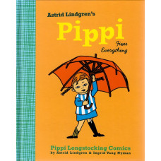 Pippi Longstocking - Pippi Fixes Everything (HC)