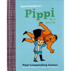 Pippi Longstocking - Pippi Won´t Grow Up (HC)
