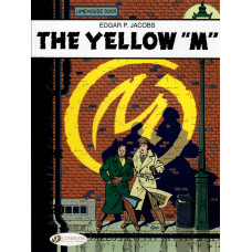 "Adventures Of Blake & Mortimer Vol 01 The Yellow ""M"" (TP)"
