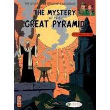 Adventures Of Blake & Mortimer Vol 03 The Mystery Of The Great Pyramid Part 2 (TP)