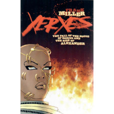 Frank Miller XERXES Fall Of House Of Darius #01 Of 05