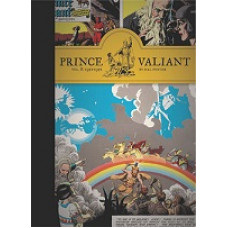 Prince Valiant Vol 08 1951-1952 (HC)