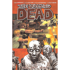 Walking Dead Vol 20 All Out War Part 1 (TP)