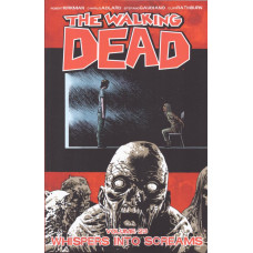 Walking Dead Vol 23 Whispers Into Screams (TP)