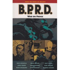 B.P.R.D. Vol 12 War On Frogs (TP)