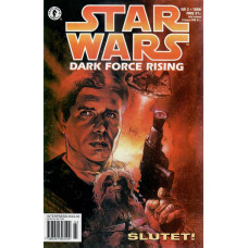 Star Wars 1999-03 Dark Force Rising (Begagnad)