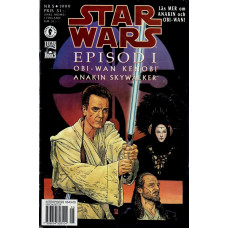 Star Wars 1999-05 Episod 1 Obi-Wan Kenobi Anakin Skywalker (Begagnad)