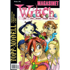 Witch Magasinet - Topp modell (4-2005) (Begagnad)