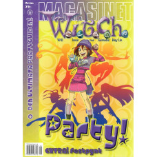 Witch Magasinet - Party! (8-2005) (Begagnad)