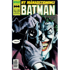 Batman 1989-02 Killing Joke (Begagnad)