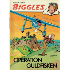 Biggles - Operation guldfisken (Begagnad)