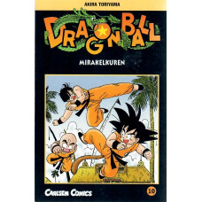 Dragon Ball 10 Mirakelkuren (Begagnad)
