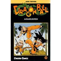 Dragon Ball 10 Mirakelkuren (Begagnad)