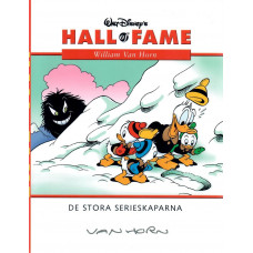 Hall of fame 11 William Van Horn (Inb) (Begagnad)