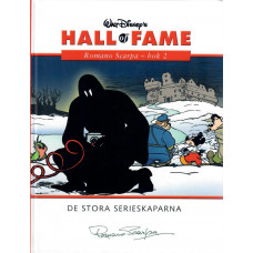 Hall of fame 12 Romano Scarpa Bok 02 (Inb) (Begagnad)