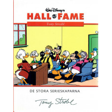 Hall of fame 15 Tony Strobl (Inb) (Begagnad)