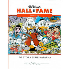 Hall of fame 01 Don Rosa Bok 01 (Inb) (Begagnad)