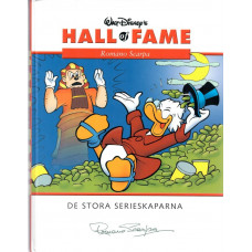 Hall of fame 02 Romano Scarpa Bok 01 (Inb) (Begagnad)