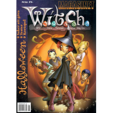 Witch Magasinet - Halloween (6-2005) (Begagnad)